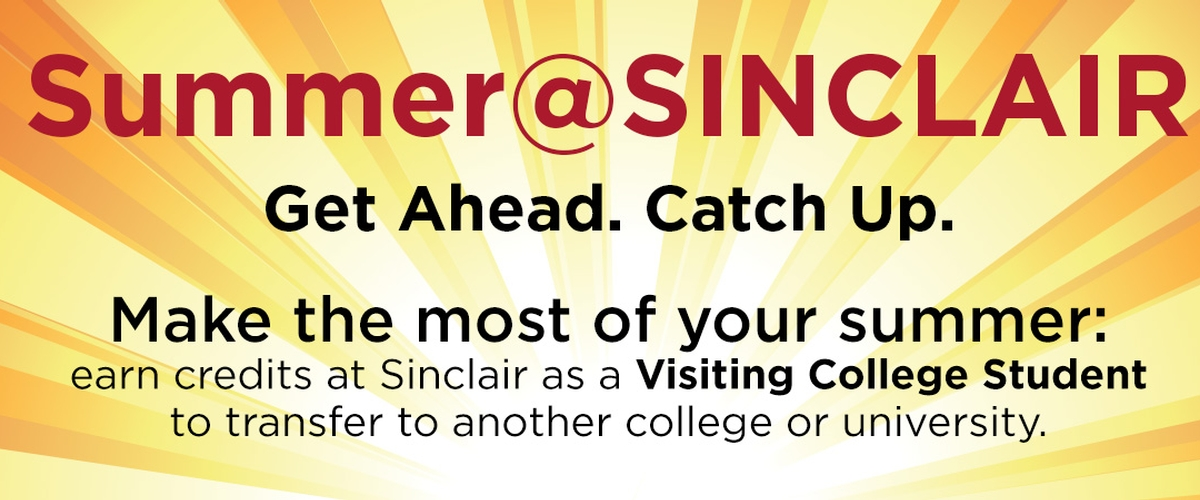Summer at Sinclair Visiting Students